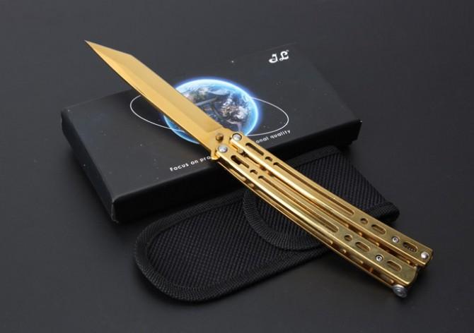 Dao Bướm JL07 Vàng