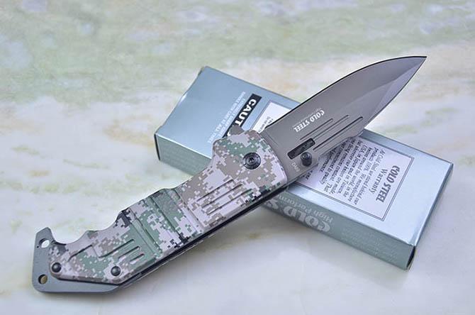 Dao Xếp Cold Steel 25cm Cao Cấp
