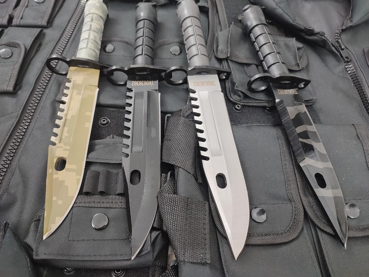 dao găm M9 34cm cho anh em đi rừng