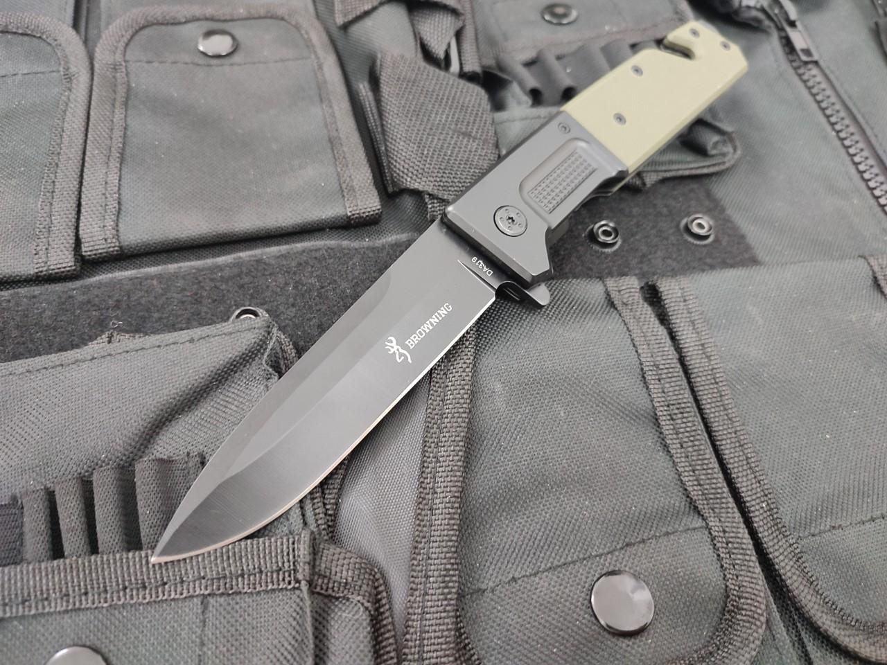 dao xếp Browning USA cao cấp 26cm